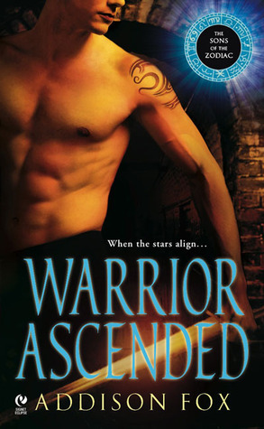 Throwback Thursday Review: Warrior Ascended by Addison Fox