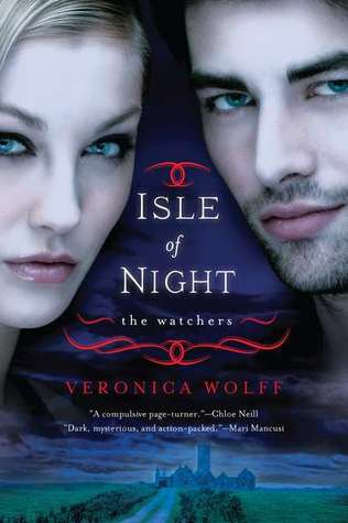 Isle of Night (The Watchers, #1)