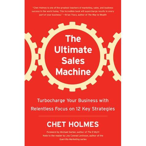 The Ultimate Sales Machine Ebook