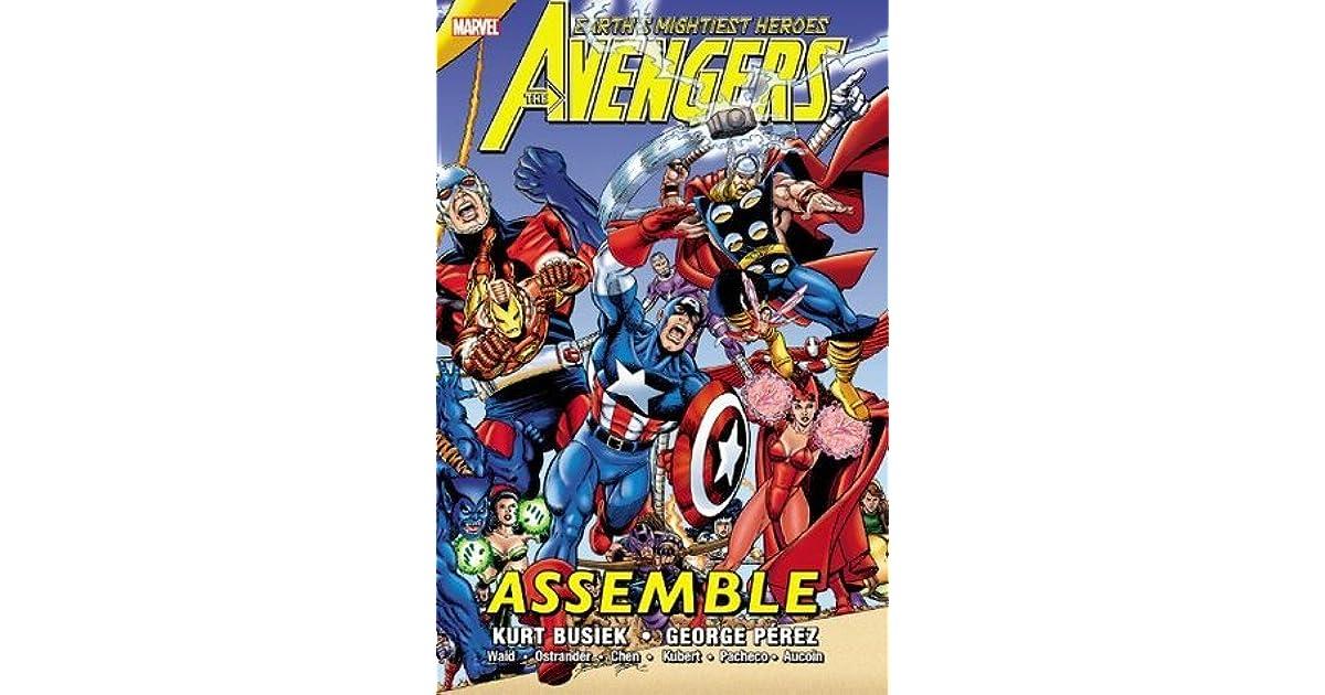 Avengers Assemble, Vol  1 by Kurt Busiek