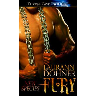 Fury (New Species, #1) by Laurann Dohner