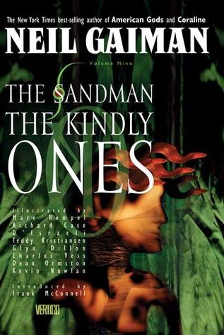 The Kindly Ones The Sandman 9 By Neil Gaiman