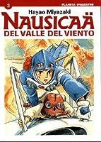 Nausicaä del Valle del Viento #3