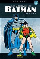 Los archivos de Batman II