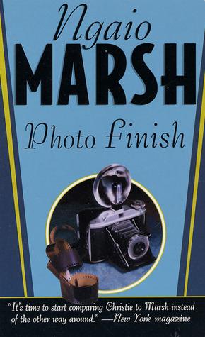 Photo Finish by Ngaio Marsh