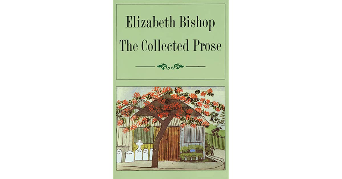elizabeth bishop language essay Technical analysis of the fish literary devices and the technique of elizabeth bishop.