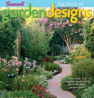 Big Book of Garden Designs by Marianne Lipanovich