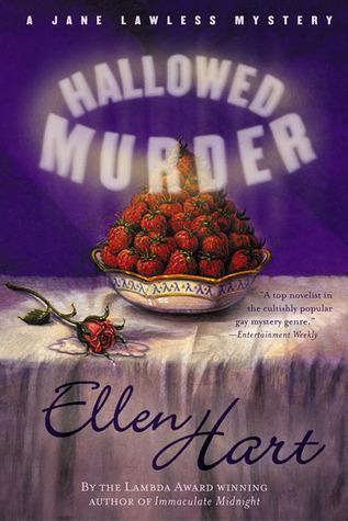 Hallowed Murder (Jane Lawless, #1)