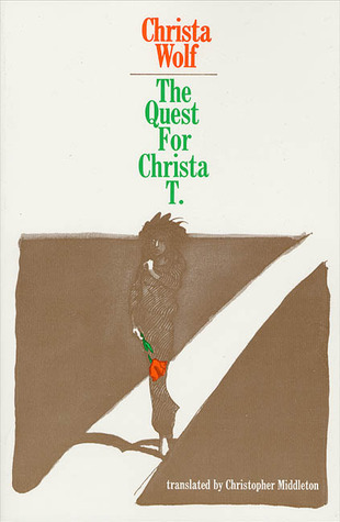 The Quest for Christa T. book cover