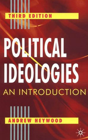 Political Ideologies An Introduction (3rd edition)