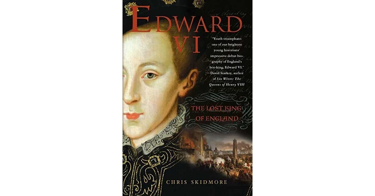 the reign of edward vi