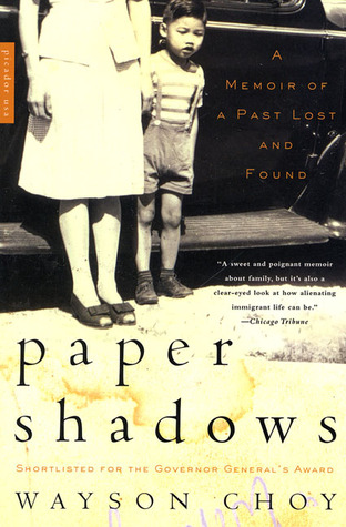Paper shadows : a Chinatown childhood