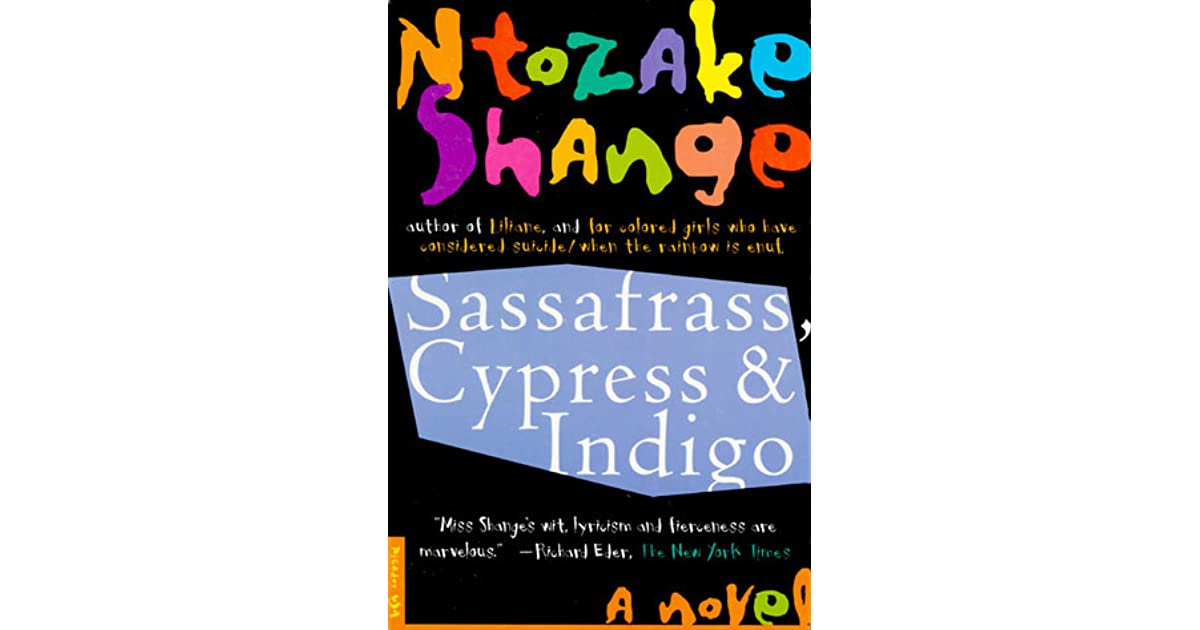 Sassafrass, Cypress, and Indigo Summary