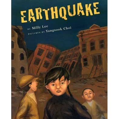 A review of the book earthquake at dawn