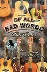 Of All Sad Words (Sheriff Dan Rhodes #15)