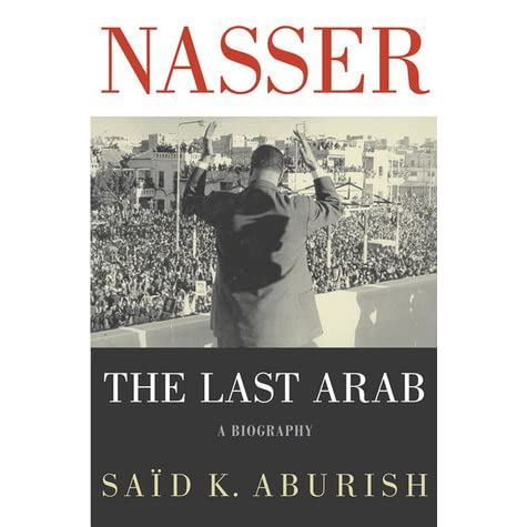 Image result for nasser book cover