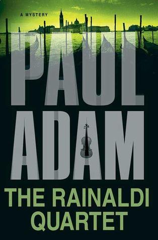 The Rainaldi Quartet by Paul Adam