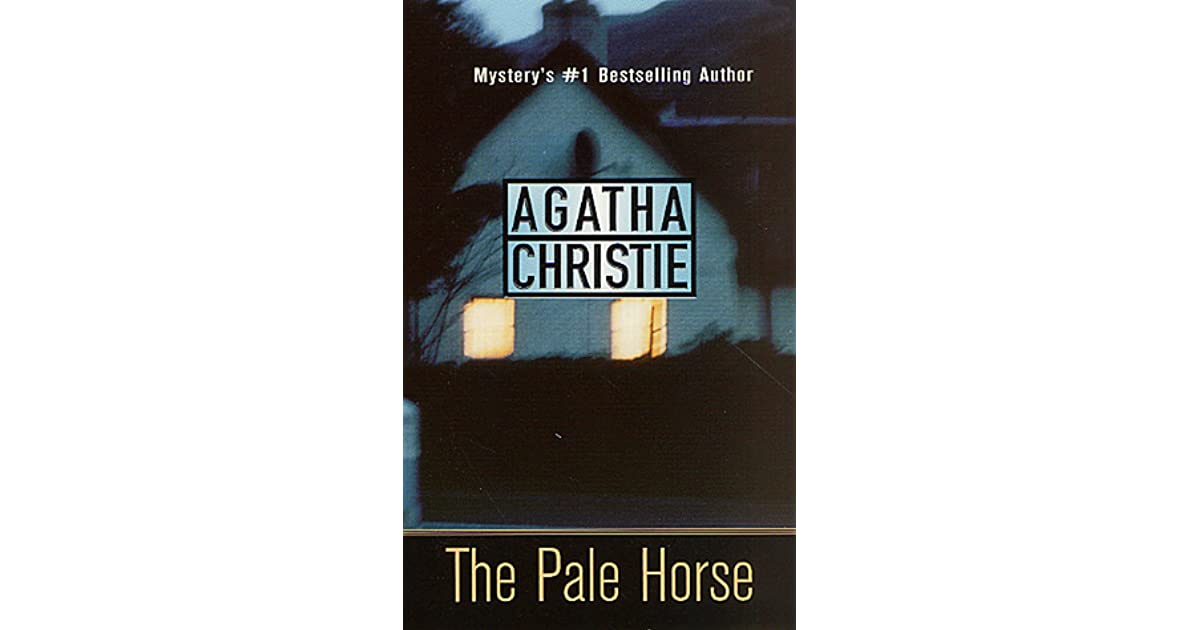 book report the pale horse by