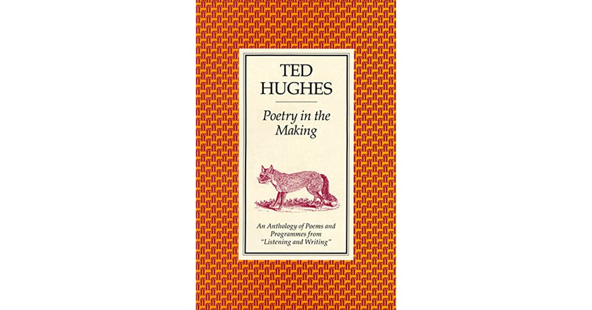themes of tedhughes poetry