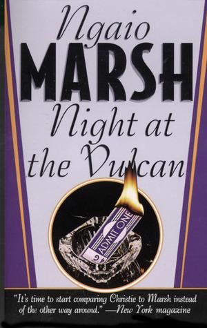 Night at the Vulcan (Roderick Alleyn, #16)