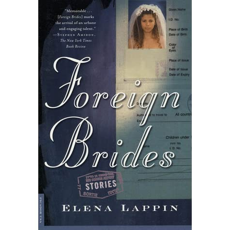 The book foreign bride 101