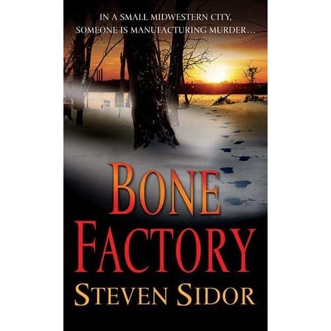 bone factory sidor steven