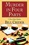 Murder in Four Parts (Sheriff Dan Rhodes #16) by Bill Crider audiobook
