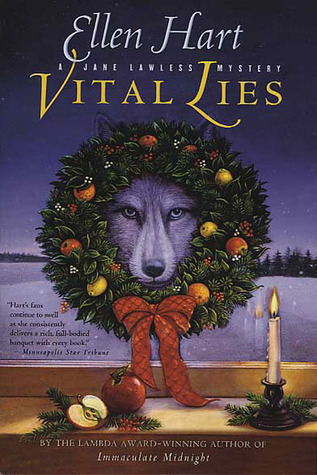VITAL LIES (Jane Lawless Mysteries Series Book 2)