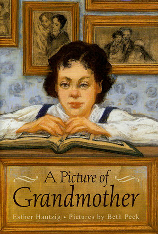 Cover Art for A Picture of Grandmother