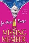 Missing Member (Me and Mr. Jones Mysteries, #1)