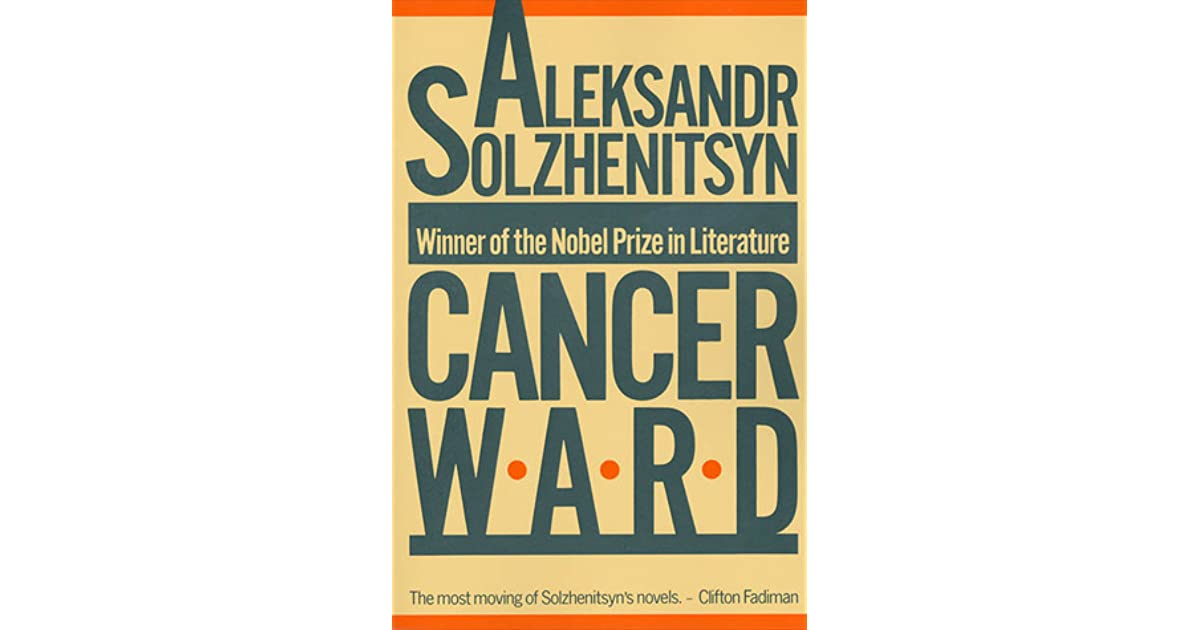 an analysis of the old doctor from cancer ward by alexander solzhenitsyn Use the following search parameters to narrow your results: subreddit:subreddit find submissions in subreddit author:username find submissions by username site:examplecom.