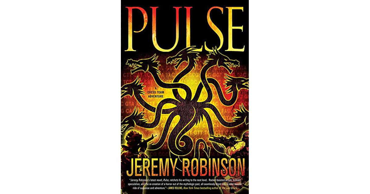 Pulse Chess Team Adventure 1 By Jeremy Robinson