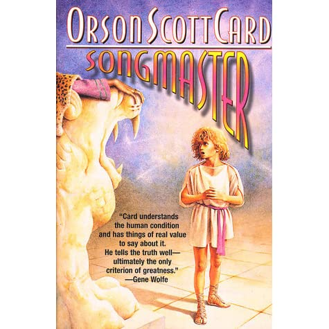 Read Songmaster By Orson Scott Card