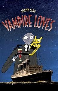 Vampire Loves (Grand Vampire, #1-4)