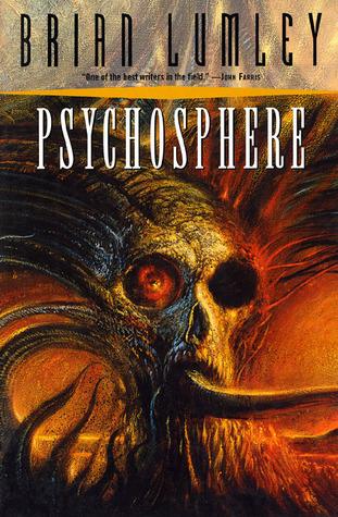 Psychosphere (Psychomech #2) - Brian Lumley