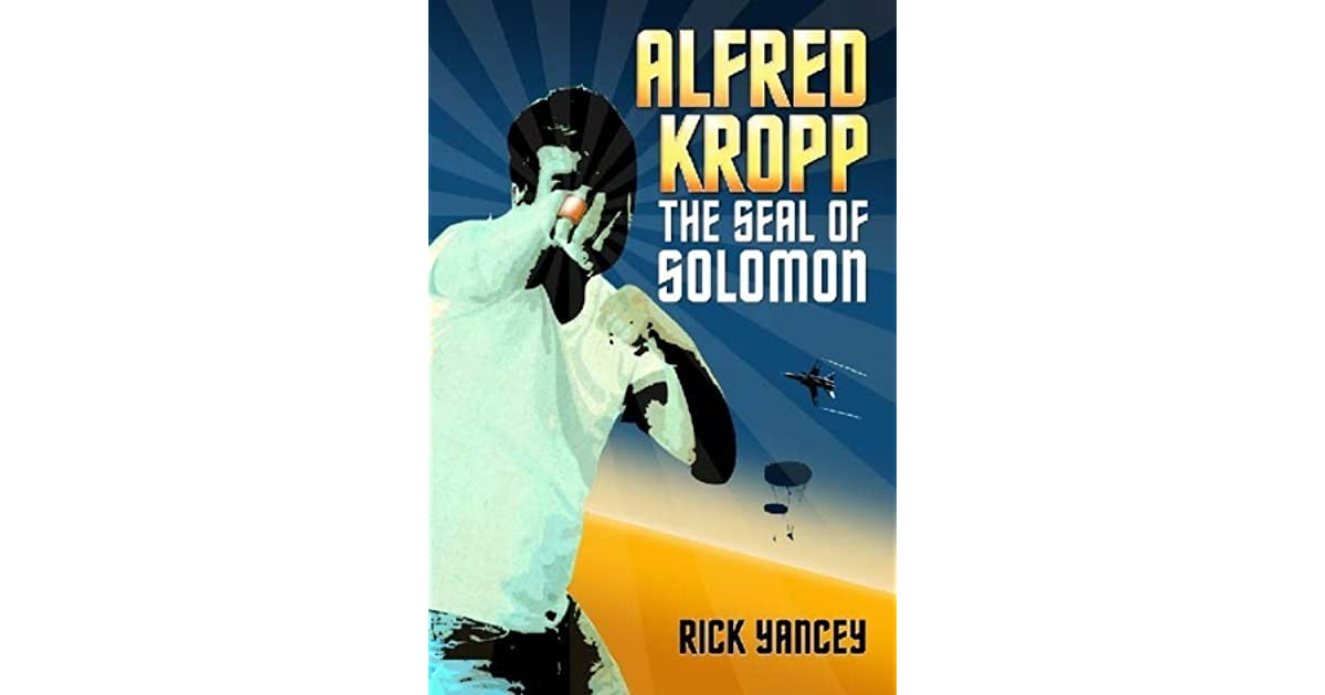 The Seal of Solomon (Alfred Kropp, #2) by Rick Yancey