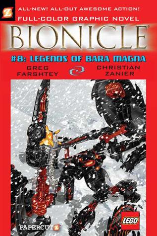 Bionicle, Vol. 8: Legends of Bara Magna
