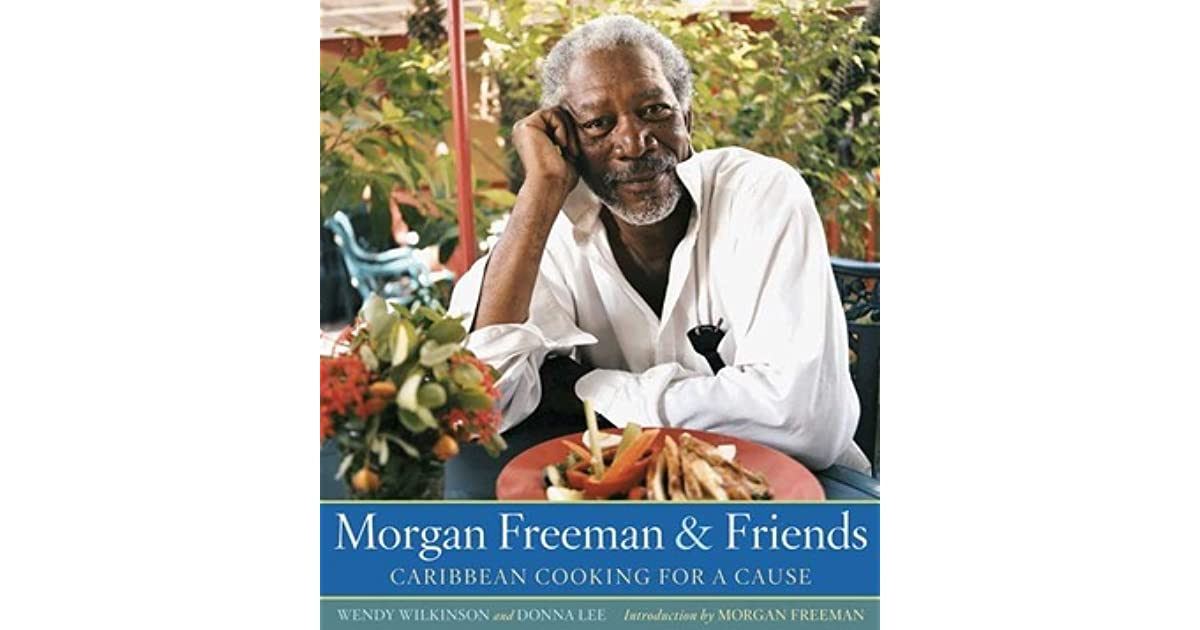 Caribbean cause cooking freeman friend morgan