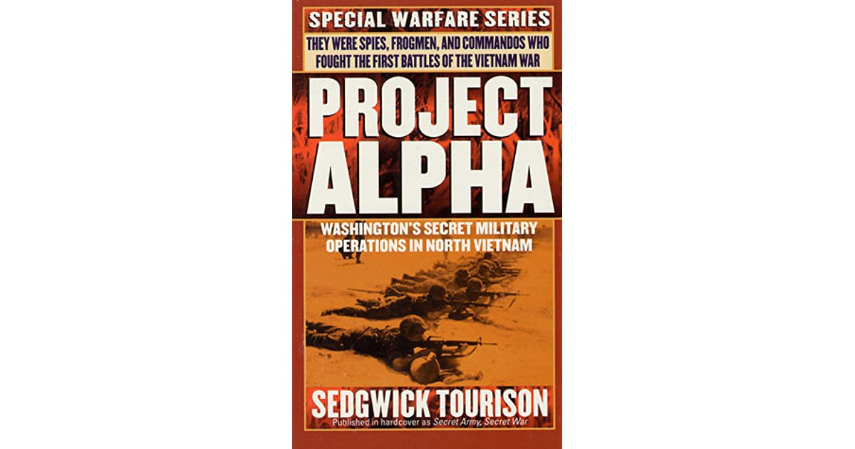 Project Alpha: Washington's Secret Military Operations in North