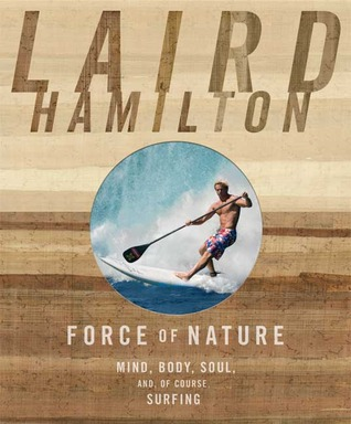 Laird Hamilton Motivation and Inspiration Black And White Picture Poster
