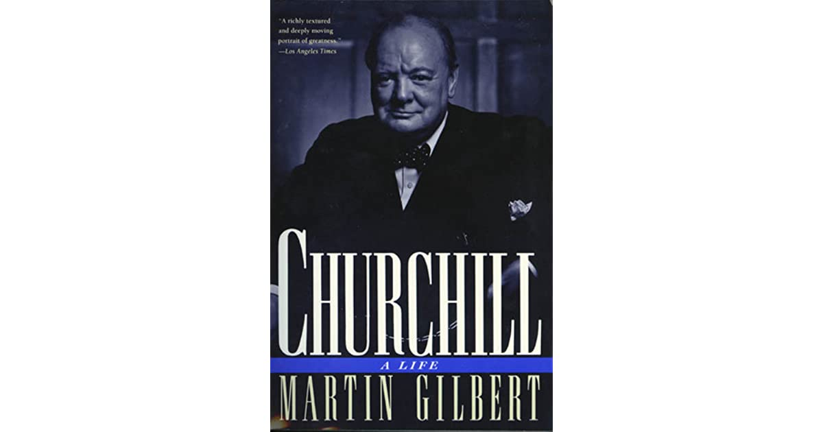 Churchill a life by martin gilbert fandeluxe Image collections