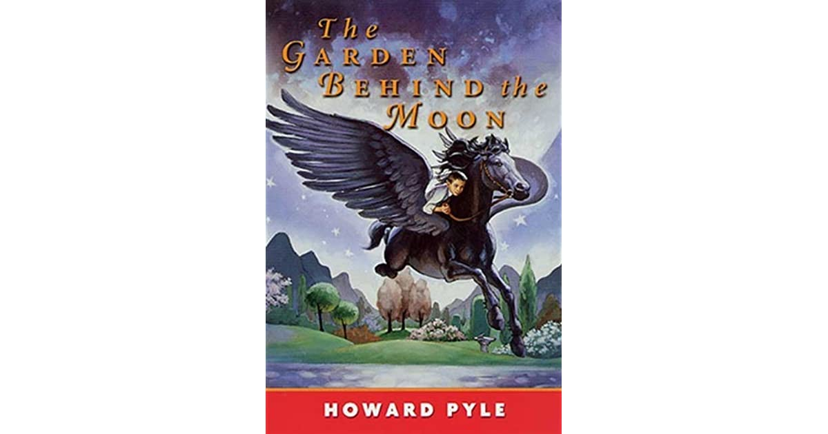 The Garden Behind the Moon: A Real Story of the Moon-Angel (Dover Childrens Classics)