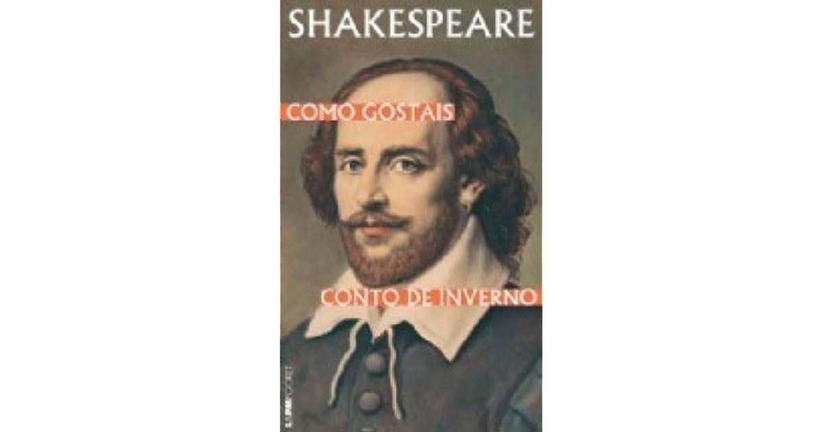 como gostais shakespeare