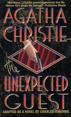 The Unexpected Guest by Charles Osborne