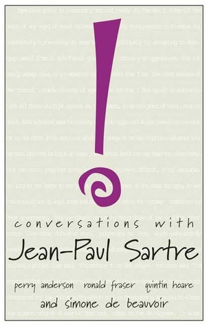 Conversations with Jean-Paul Sartre by Jean-Paul Sartre