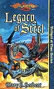 Legacy of Steel (Dragonlance: Bridges of Time, #2)