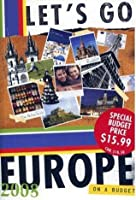 Let's Go: Europe 2008
