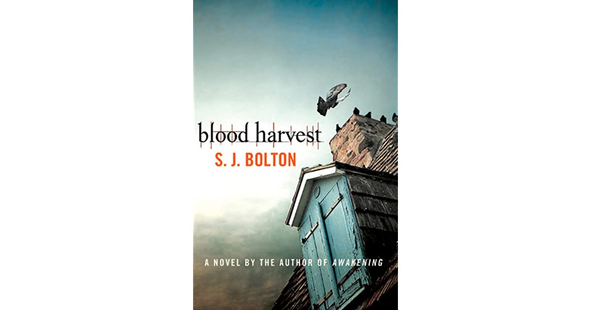 foto de Blood Harvest by Sharon J. Bolton