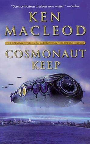 Cosmonaut Keep (Engines Of Light, #1)