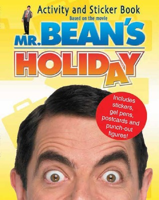 The Mr. Bean's Holiday Activity and Sticker Book